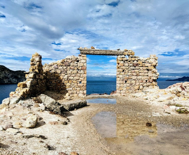 Greece Itinerary Milos