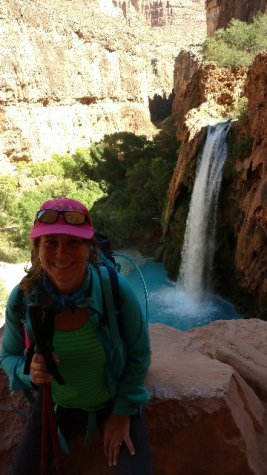 Havasu Falls Backpack Trip