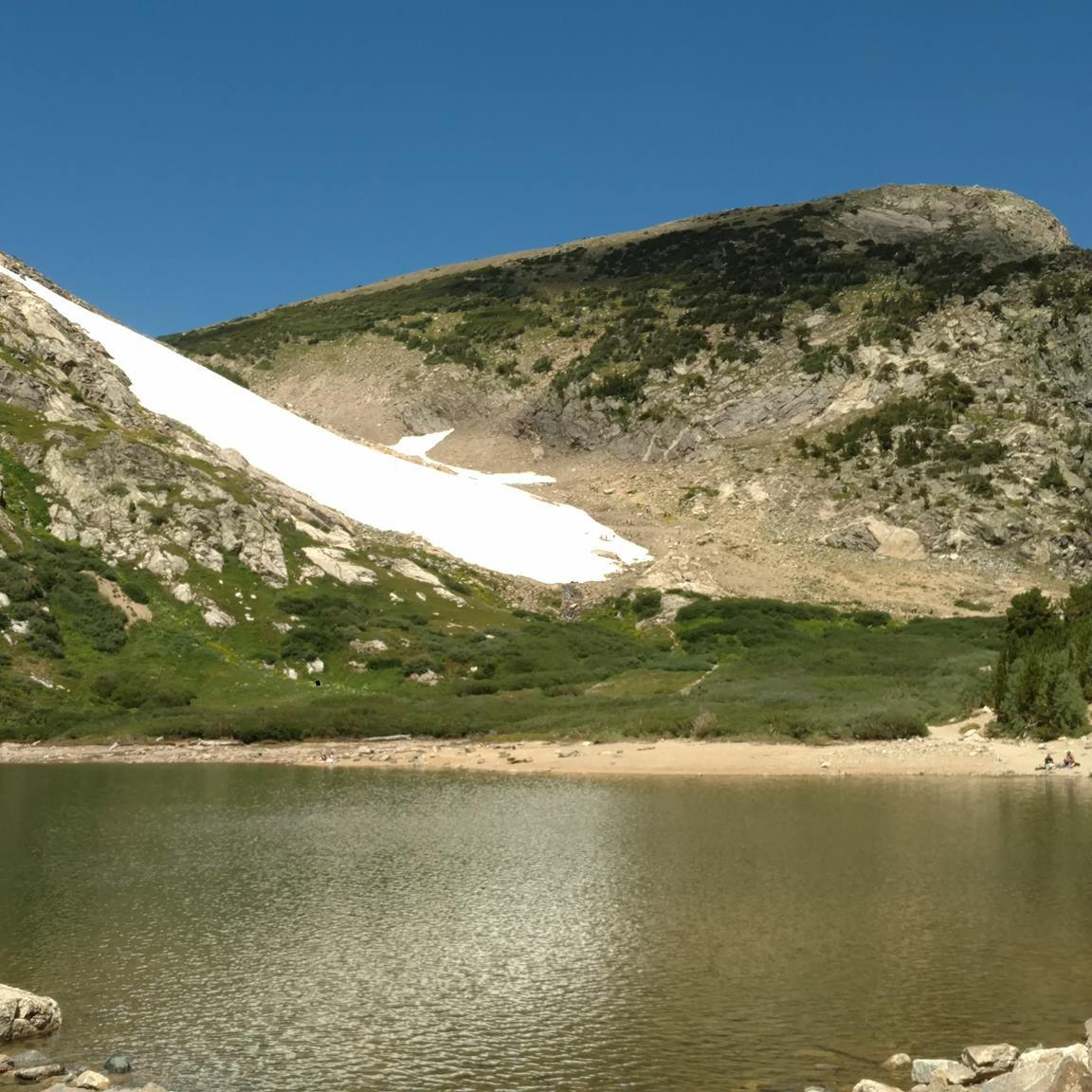 Saint Mary's Glacier