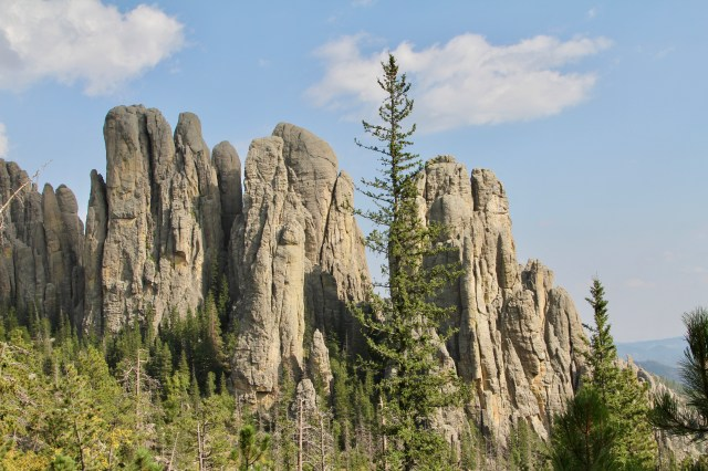 Cathedral Spires Black Hills Hiking