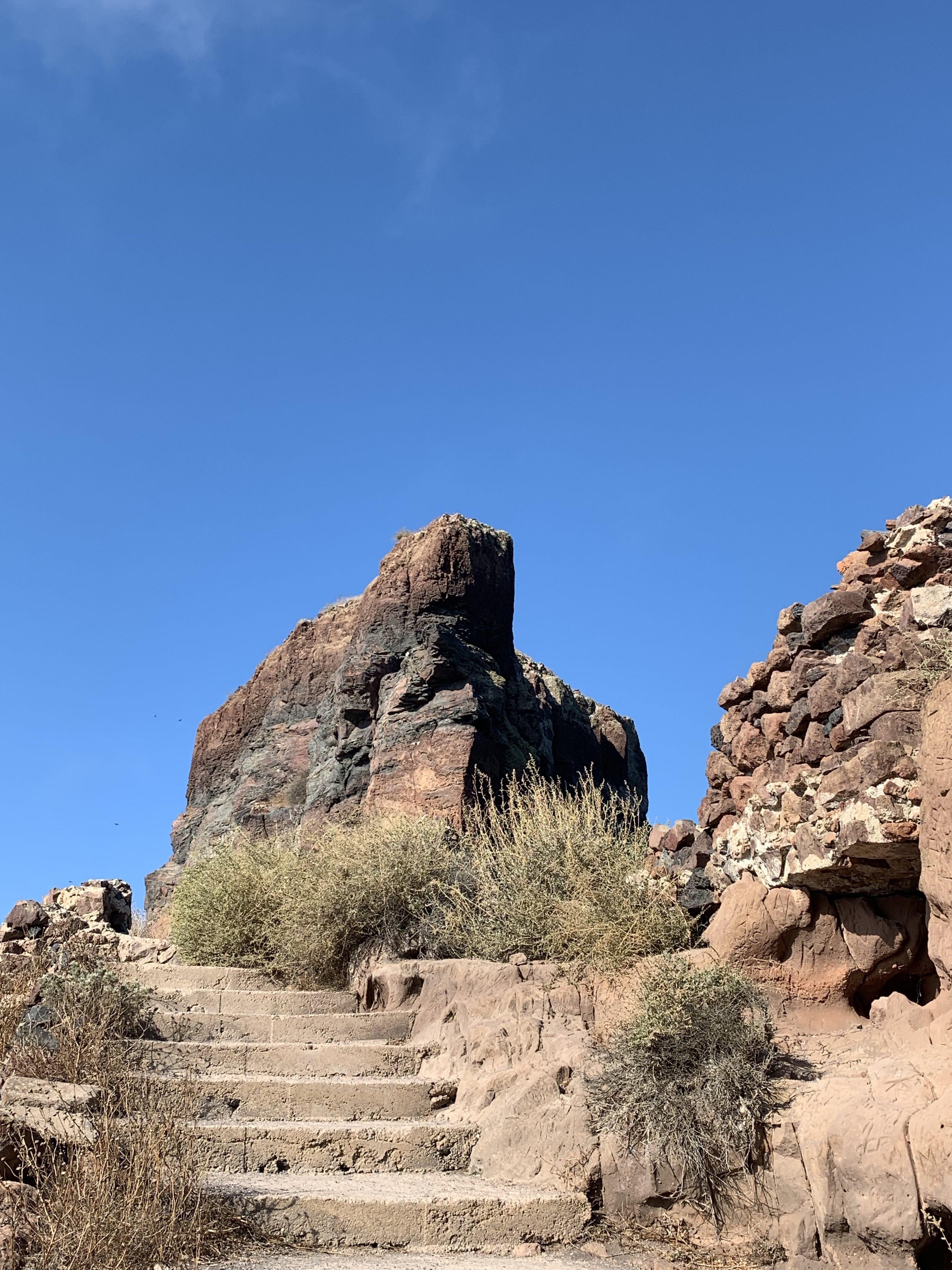 Rock of Skaros