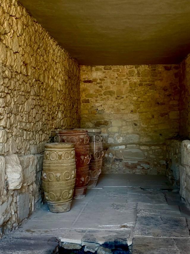Knossos Palace trip to Crete