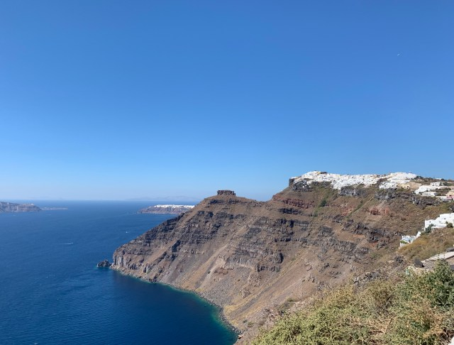 Hike from Imerovigli to Fira
