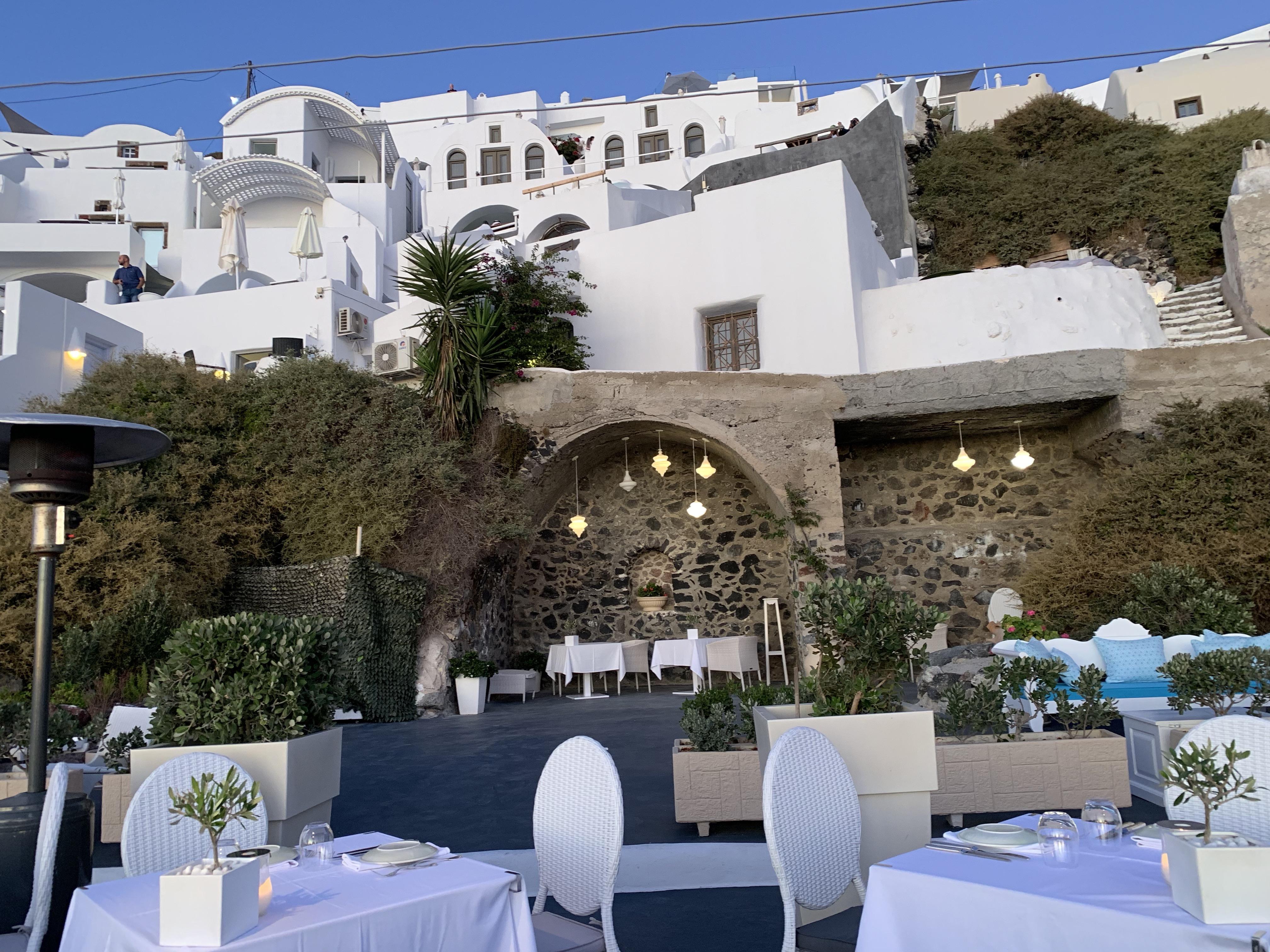 Astra Suites Restaurant