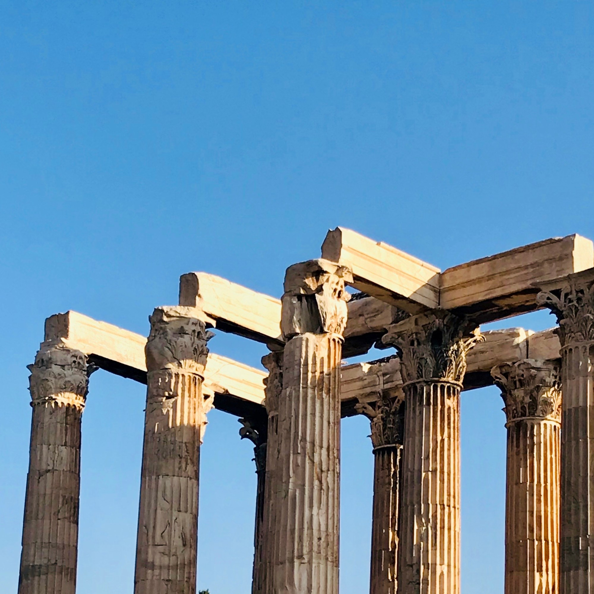 Olympian Temple of Zeus Athens