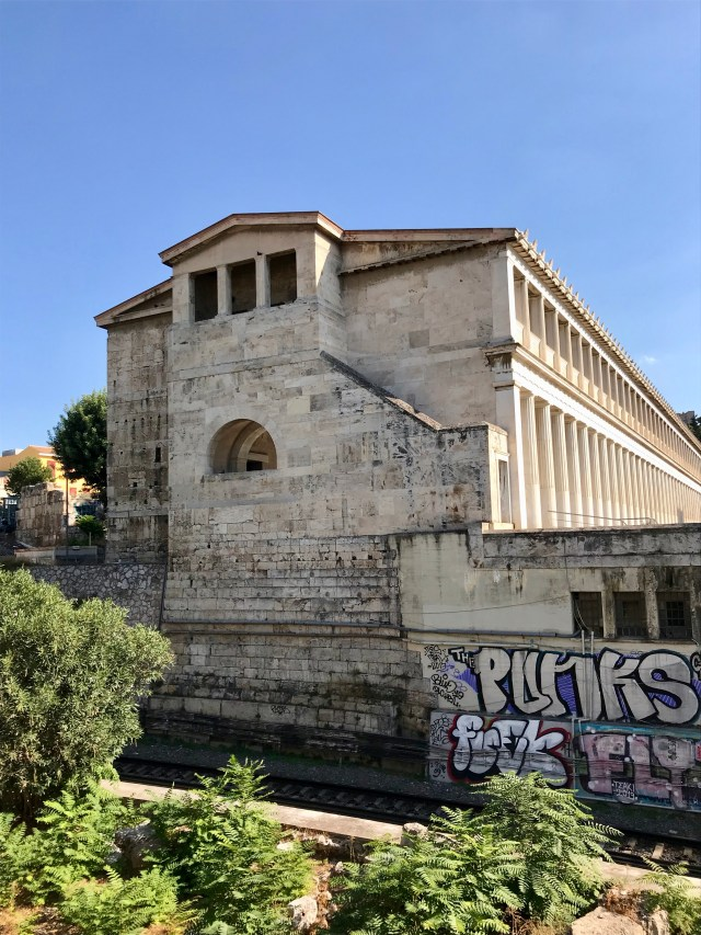 Greek Itinerary Athens