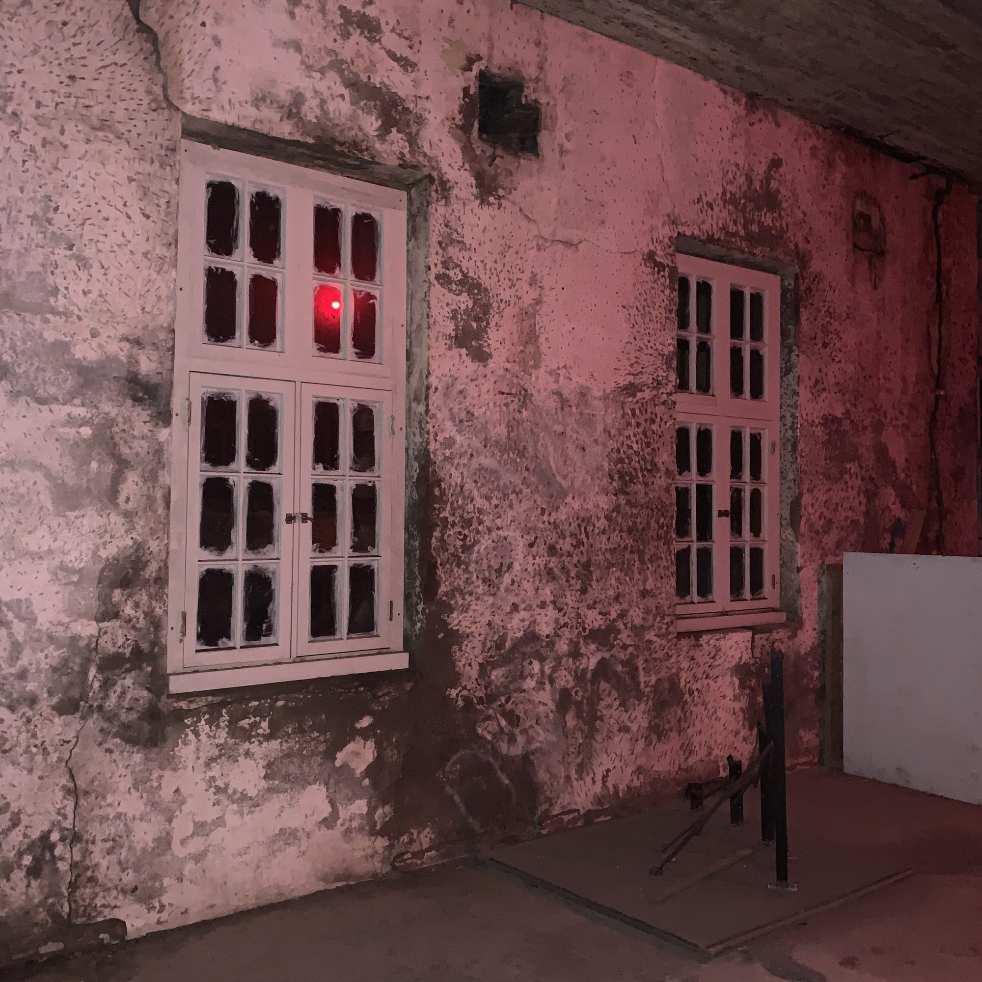 Haunted Charleston Jail