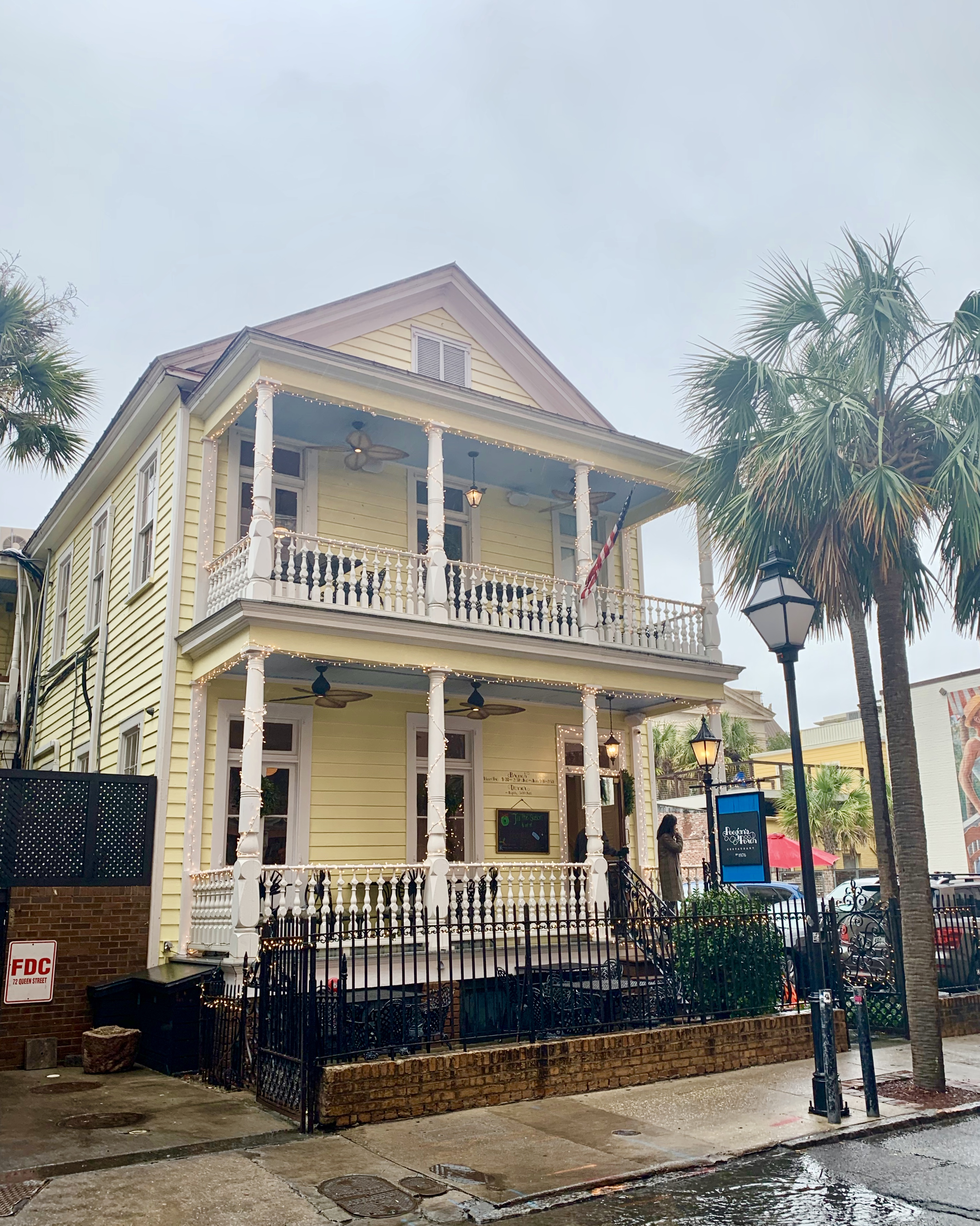 Places to Eat in Charleston