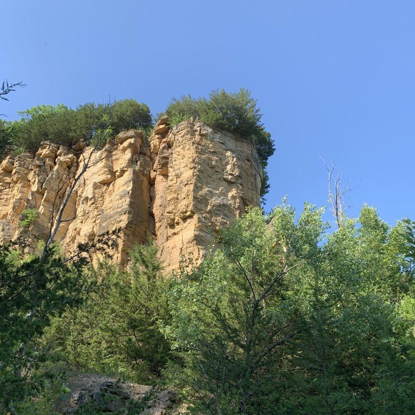 Horseshoe Bluff
