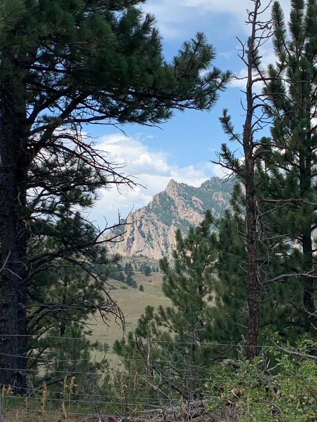 Flatiron Vista Trail Boulder