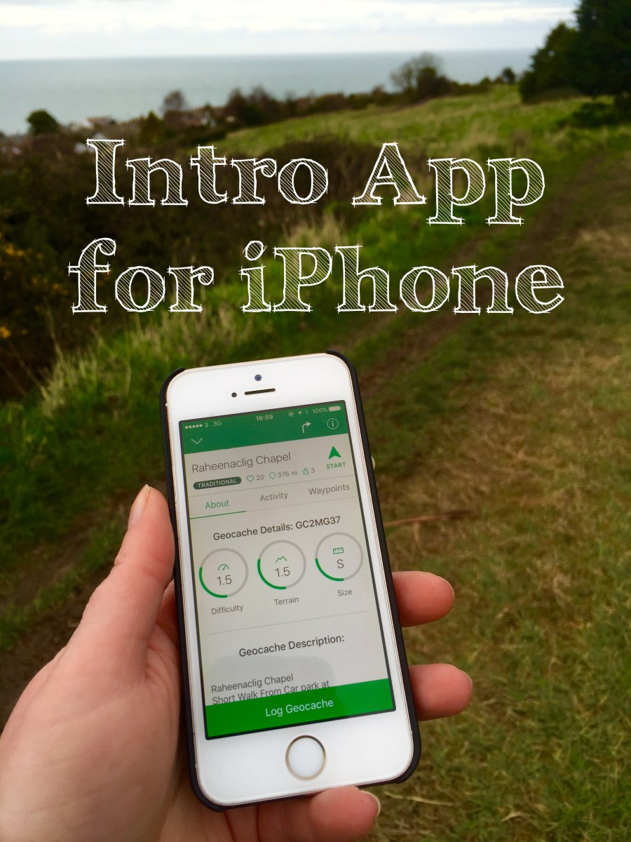 geocaching app for iphone geocaching intro app for iphone a how to guide the 4899