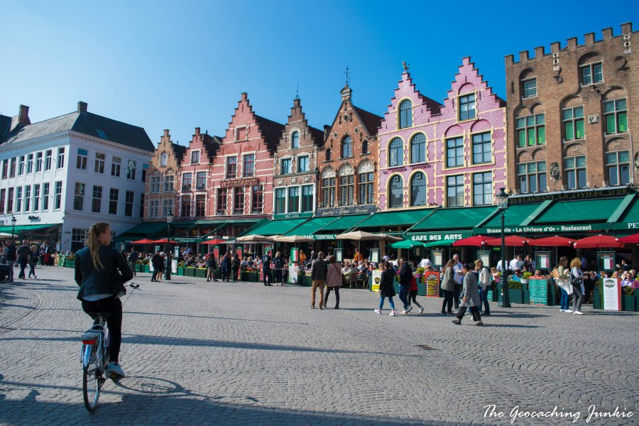 The Geocaching Junkie: Bruges