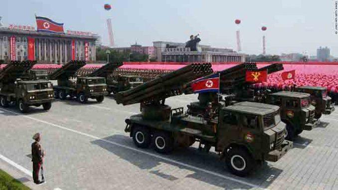 North-Korean-Military