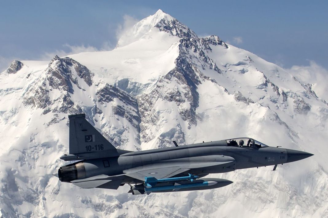 JF-17 Thunder of Pakistan Air Force