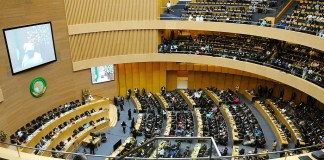 African Union Summit in Addis Ababa