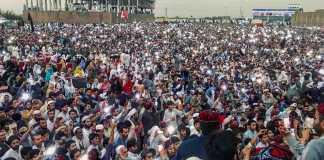 Pashtun Tahafuz Movement in Pakistan