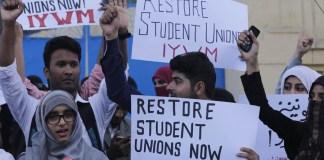 Students Politics Pakistan