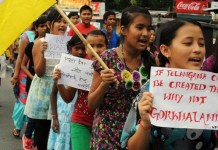 Demand for Gorkhaland
