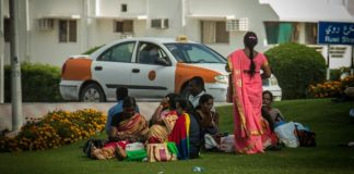 Indian migrant domestic workers in Oman