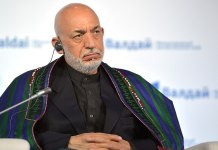 Former President of the Islamic Republic of Afghanistan