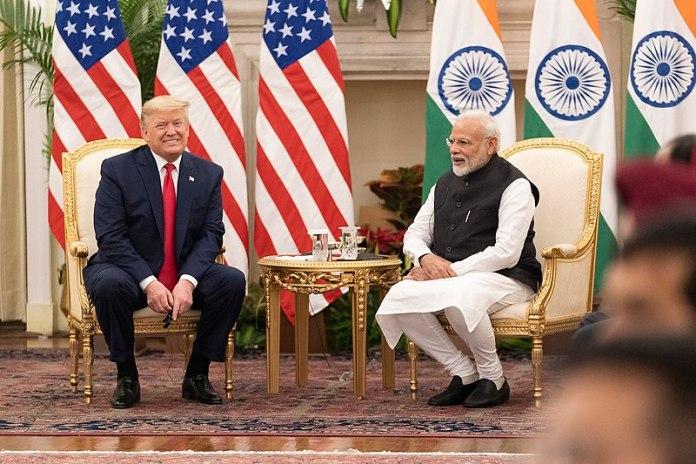 President Trump and PM Modi