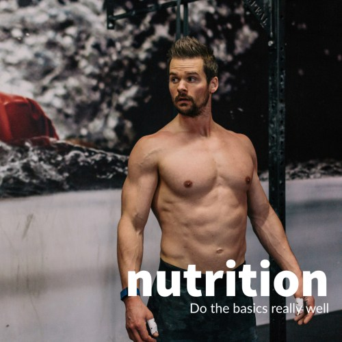 Nutrition Evaluation by Joe Bauer at the Get Better Project