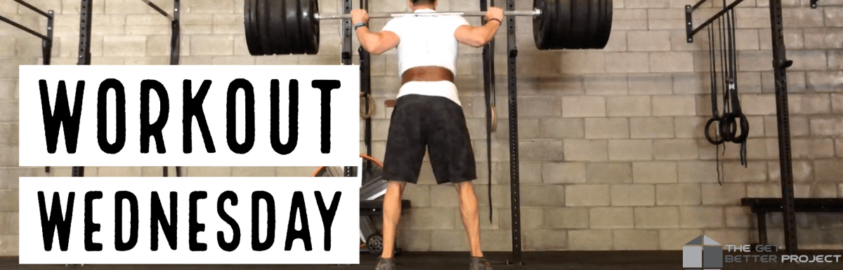 Workout Wednesday – Squat-nado