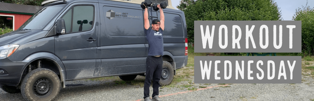 Workout Wednesday – The Tired Slog