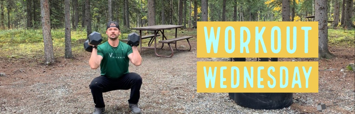 Workout Wednesday – Toasted Quads