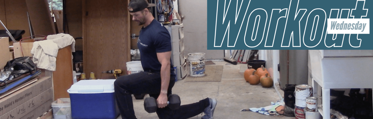 Workout Wednesday – Dumbbell Dilemma