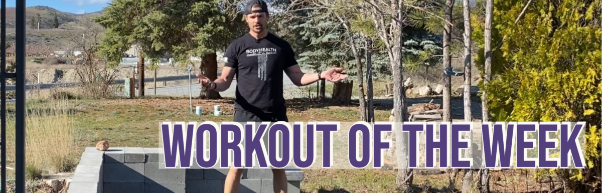 Workout of the Week –  In the Weeds