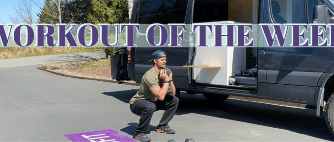 Workout of the Week - Karen Arnold by Joe Bauer and the Vantastic Life