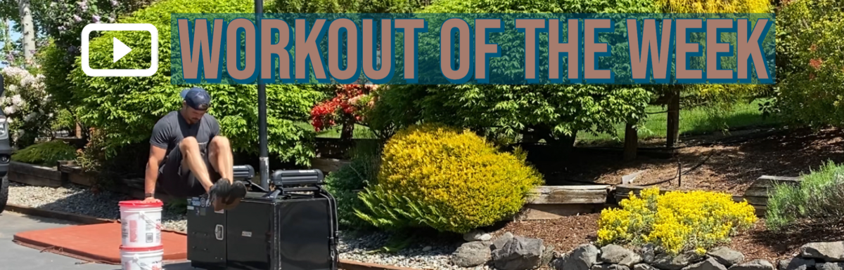 Workout of the Week – Chipperville