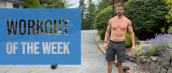 WOTW - Beach Bod by Joe Bauer of The Get Better Project