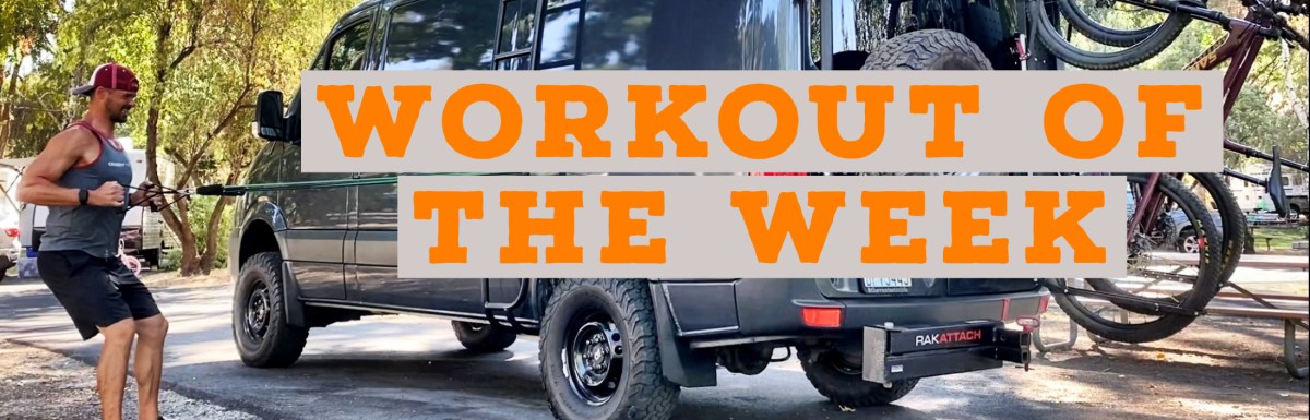 Workout of the Week – Top-heavy Runner