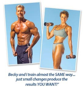 Old School New Body Creators Steve & Becky Holman