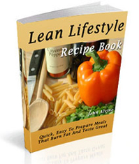 how to get ripped abs lean lifestyle recipe book