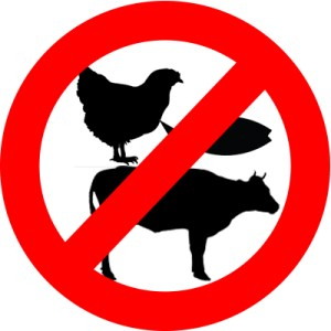 no-meat-sign
