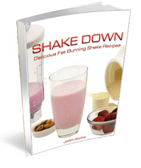 how to get ripped abs fat burning shake recipes
