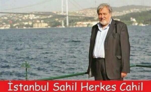 istanbul sahil herkes cahil