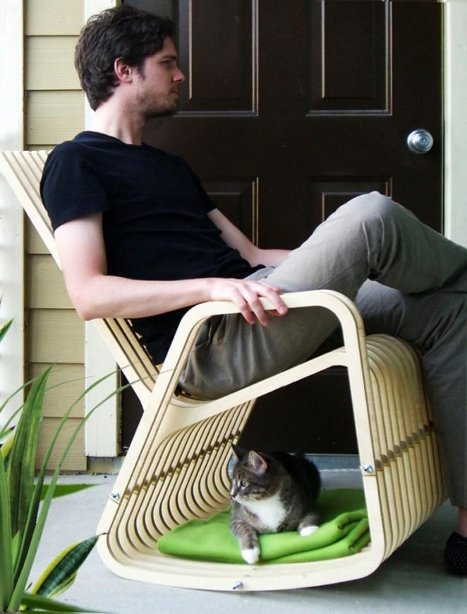 kedi koltuk