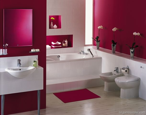 banyo-modelleri
