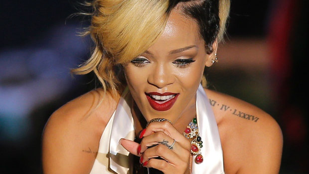 Rihanna Konser