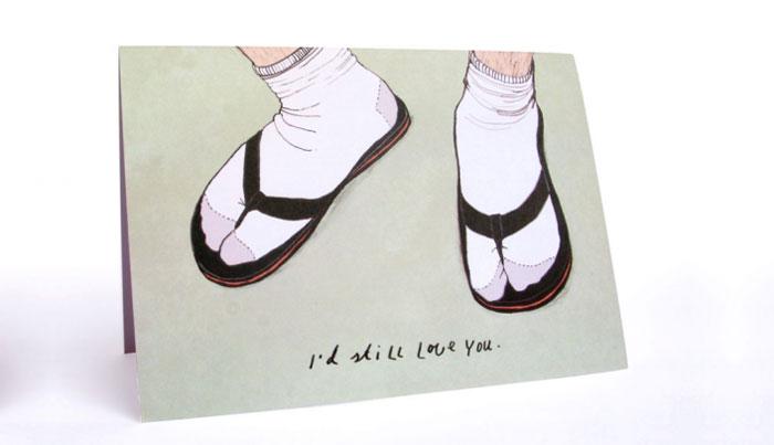 strange love-cards