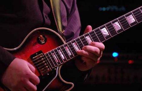 gitar solo geyik