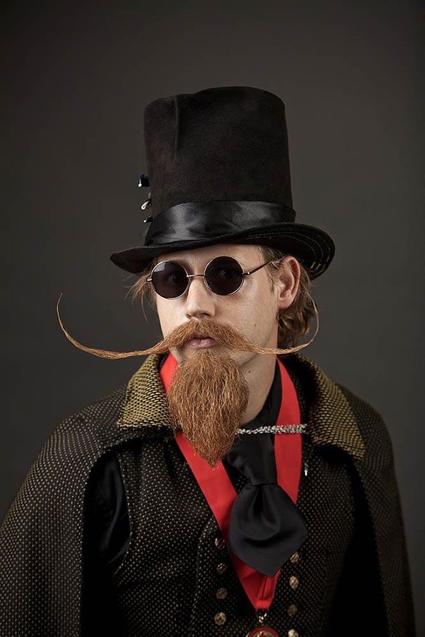 sakal bıyık imaj