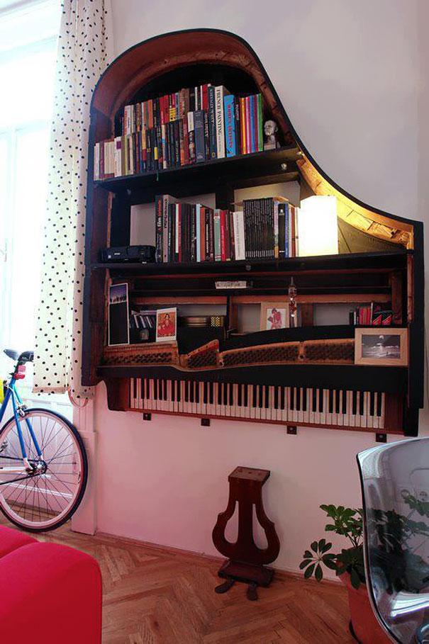 piyano-dekorasyon