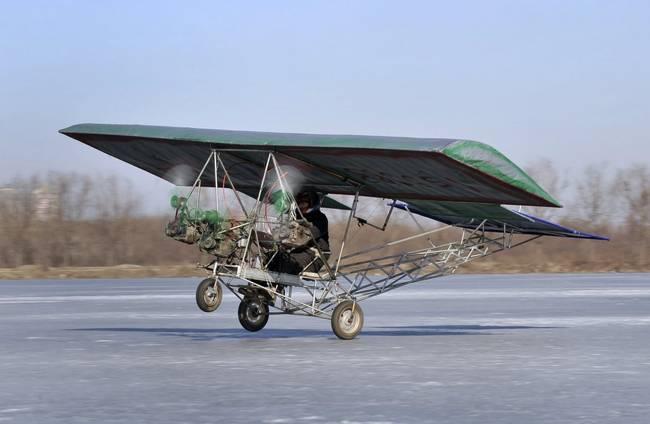 Kendin yap Uçak