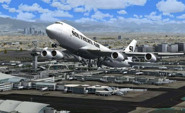 Los Angeles Havalimanı, LAX, ABD