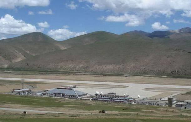 Qamdo Bamba Havalimanı, Tibet